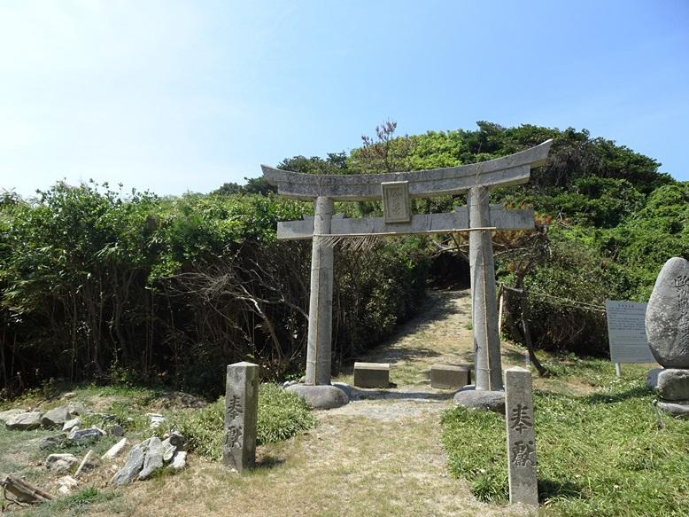 志賀海神社の中津宮