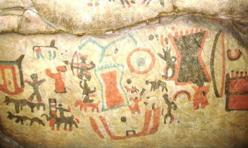 五郎山古墳の装飾