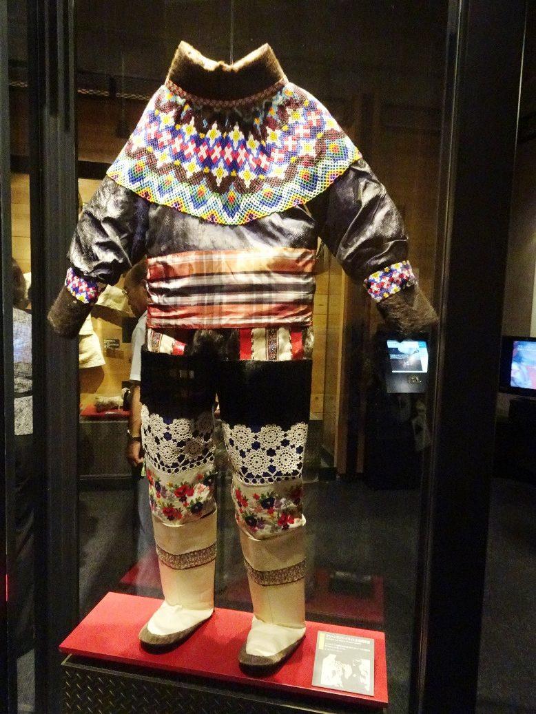 グリーンランド・イヌイト女性用衣装