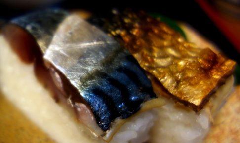 鯖街道の鯖ずし 焼き鯖としめ鯖